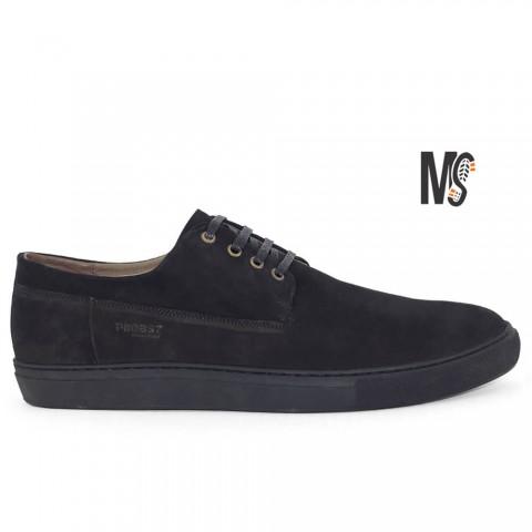 Sapatênis Meu Sapato Sk8 Black Force Tamanhos 45 a 48